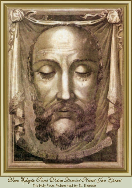 Archconfraternity Of The Holy Face Tours France
